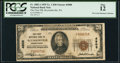 National Bank Notes:Pennsylvania, Reynoldsville, PA - $20 1929 Ty. 1 The First NB Ch. # 4908. ...