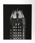 Prints:Contemporary, Richard Haas (American, b. 1936). General Electric Building,2005. Etching on wove paper. 19-3/4 x 15-3/4 inches (image)...