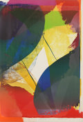 Prints:Contemporary, Paul Jenkins (American, 1923-2012). Untitled, 1976.Lithograph in colors on wove paper. 35 x 24 inches (sheet). Ed.14/5...