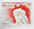 Prints:Contemporary, Peter Max (American, b. 1937). The Garden, 1983. Lithographin colors. 21-1/2 x 25 inches (sheet). Ed. 147/165. Signed i...