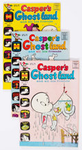 Silver Age (1956-1969):Cartoon Character, Casper's Ghostland File Copies Long Box Group (Harvey, 1960s-70s) Condition: Average VF/NM....