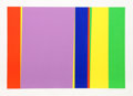 Prints:Contemporary, Jay Rosenblum (American, 1933-1989). Cycle 2, 1979.Serigraph in colors. 21 x 30 inches (image). 25 x 34-1/4 inches(she...