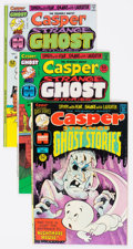 Bronze Age (1970-1979):Cartoon Character, Casper Related Titles File Copies Long Box Group (Harvey,1970s-80s) Condition: Average VF/NM....