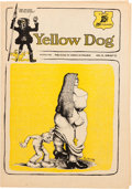 Silver Age (1956-1969):Alternative/Underground, Yellow Dog Tabloid #1-12 Full Set Group of 10 (Print Mint, 1968-69)Condition: Average VF/NM.... (Total: 10 Comic Books)
