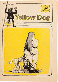 Yellow Dog Tabloid #1-12 Full Set Group of 10 (Print Mint, 1968-69) Condition: Average VF/NM.... (Total: 10 Comic Books)