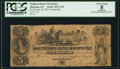 Obsoletes By State:Kentucky, Russellville, KY- Southern Bank of Kentucky, Payable at Hickman Branch $5 June 18, 1853 Counterfeit. ...