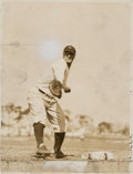 Baseball Collectibles:Photos, 1926 Lou Gehrig Original Photograph, PSA/DNA Type 1....