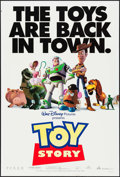 "Movie Posters:Animation, Toy Story & Other Lot (Buena Vista, 1995). One Sheets (2) (27"" X 40"") DS Advance. Animation.. ... (Total: 2 Items)"