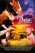 """Movie Posters:Adventure, Babe & Others Lot (Universal, 1995). One Sheets (3) (27"""" X 40"""",27"""" X 41""""). Adventure.. ... (Total: 3 Items)"""