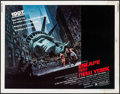 "Movie Posters:Science Fiction, Escape from New York (Avco Embassy, 1981). Half Sheet (22"" X 28"").Science Fiction.. ..."