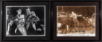 Kevin McCarthy in Invasion of the Body Snatchers & Other Lot (Allied Artists, 1956). Framed Autographed Photo &...