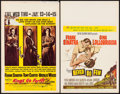 "Movie Posters:War, Kings Go Forth & Other Lot (United Artists, 1958). Window Cards(2) (14"" X 22""). War.. ... (Total: 2 Items)"