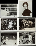 "Movie Posters:Sports, The Square Jungle (Universal International, 1955). Photos (66) (8"" X 10""). Sports.. ... (Total: 66 Items)"