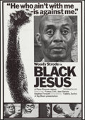 "Movie Posters:Blaxploitation, Black Jesus & Other Lot (Sig Shore International, 1968). OneSheets (2) (27"" X 38"", 27"" X 41""). Blaxploitation.. ... (Total: 2Items)"
