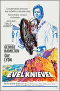 """Movie Posters:Action, Evel Knievel (Fanfare, 1971). One Sheet (27"""" X 41""""). Action.. ..."""
