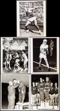 """Movie Posters:Sports, The Grand Olympics (Times Films Corp., 1961). Photos (10) (8"""" X 10""""). Sports Documentary.. ... (Total: 10 Items)"""