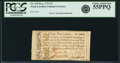 Colonial Notes:North Carolina, Ex-Eric P. Newman Collection North Carolina December, 1771 £1 PCGS Choice About New 55PPQ.. ...