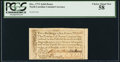 Colonial Notes:North Carolina, North Carolina December, 1771 2s6d House PCGS Choice About New 58.....