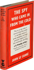 Books:Mystery & Detective Fiction, John le Carré. The Spy Who Came in from the Cold. London:Victor Gollancz, [1963]. First edition....
