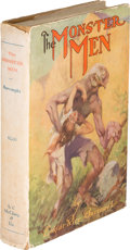 Books:Science Fiction & Fantasy, Edgar Rice Burroughs. The Monster Men. Chicago, Illinois: A.C. McClurg & Co., 1929. First edition, one of only 5,00...