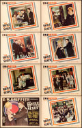 """Movie Posters:Comedy, The Battle of the Sexes (United Artists, 1928). Lobby Card Set of 8(11"""" X 14""""). ... (Total: 8 Items)"""