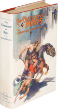 Books:Science Fiction & Fantasy, Edgar Rice Burroughs. The Chessmen of Mars. Chicago: A. C.McClurg & Co., 1922. First edition of the fifth book ...