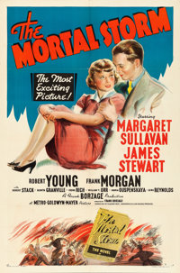 "The Mortal Storm (MGM, 1940). One Sheet (27"" X 41"") Style D"