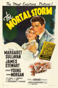 "Movie Posters:War, The Mortal Storm (MGM, 1940). One Sheet (27"" X 41"") Style C.. ..."