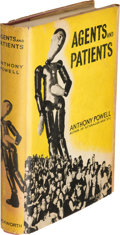 Books:Literature 1900-up, Anthony Powell. Agents and Patients. London: Duckworth,1936. First edition....