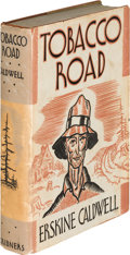 Books:Literature 1900-up, Erskine Caldwell. Tobacco Road. New York: Charles Scribner'sSons, 1932. First edition....
