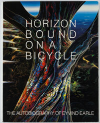 Horizon Bound on a Bicycle: The Autobiography of Eyvind Earle Hardcover (Eyvind Earle, 1990) Condition: VF/NM