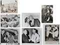Baseball Collectibles:Photos, 1920's-60's Rogers Hornsby News Photographs Lot of 38....