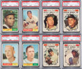Baseball Cards:Sets, 1961 Topps Baseball Near Set (584/587). ...