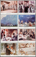 "Movie Posters:Academy Award Winners, The Sound of Music (20th Century Fox, 1965). Color Photo Set of 12,Color Photos (3), & Photos (2) (8"" X 10""). Academy Award...(Total: 17 Items)"