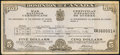 Canadian Currency: , Canada Dominion of Canada $5 War Savings Certificate 15.10.(19)44Dunn 954.. ...