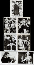 "Movie Posters:Comedy, Goodbye Charlie (20th Century Fox, 1964). Photos (32) (8"" X 10""). Comedy.. ... (Total: 32 Items)"