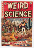 Golden Age (1938-1955):Science Fiction, Weird Science #13 (Superior Comics, 1952) Condition: FN-....