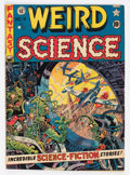 Golden Age (1938-1955):Science Fiction, Weird Science #9 (Superior Comics, 1951) Condition: FN-....