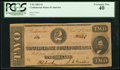 Confederate Notes:1862 Issues, T54 $2 1862 PF-5 Cr. 394B.. ...