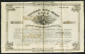 Confederate Notes:Group Lots, Ball 124 Cr. 100 $1000 1861 Bond Fine;. Cleveland, Cincinnati,Chicago and St. Louis Railway Company $1000 Gold Bond 1891...(Total: 2 items)
