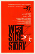"Movie Posters:Academy Award Winners, West Side Story (United Artists, 1961). One Sheet (27"" X 41"").Joseph Caroff Artwork.. ..."