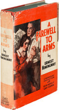 Books:Literature 1900-up, Ernest Hemingway. A Farewell to Arms. With Scenes fromthe Paramount Production with Helen Hayes and Gary Cooper. ...