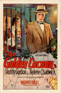 "Movie Posters:Drama, The Golden Cocoon (Warner Brothers, 1925). One Sheet (27"" X 41"")....."