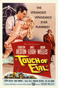 "Movie Posters:Film Noir, Touch of Evil (Universal International, 1958). One Sheet (27"" X41"") Robert Tollen Artwork.. ..."