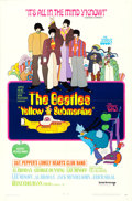 "Movie Posters:Animation, Yellow Submarine (United Artists, 1968). One Sheet (27"" X 41"")Heinz Edelmann Design.. ..."
