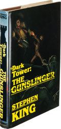 Books:Horror & Supernatural, Stephen King. The Dark Tower: The Gunslinger. [WestKingston, RI]: Donald M. Grant, 1982. First edition, inscribed...