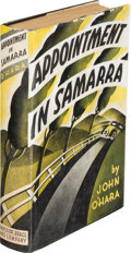 Books:Literature 1900-up, John O'Hara. Appointment in Samarra. New York: HarcourtBrace, [1935]. First edition. Includes Christmas card sign...