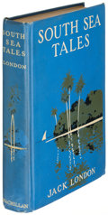 Books:Literature 1900-up, Jack London. South Sea Tales. New York: 1911. Firstedition....