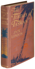 Books:Literature 1900-up, Jack London. The Turtles of Tasman. New York: 1916. First edition....