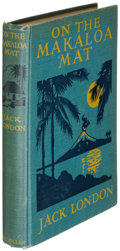 Books:Literature 1900-up, Jack London. On the Makaloa Mat. New York: 1919. First edition....